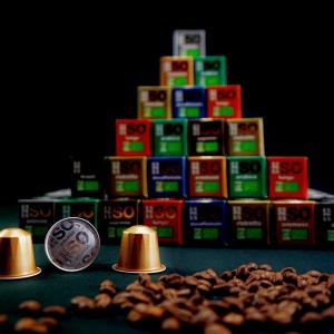 Pyramide Espresso, blend premium