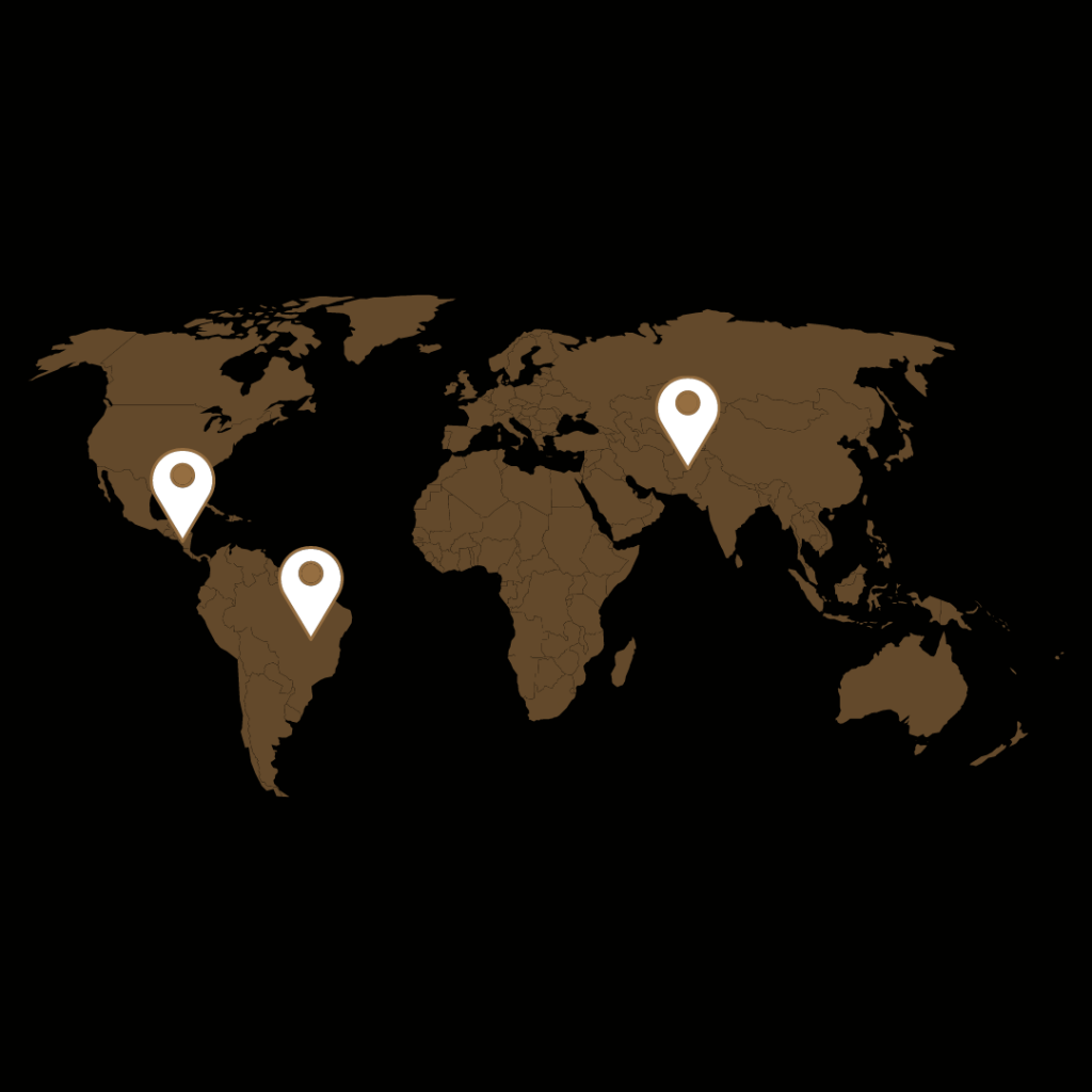 World map Espresso