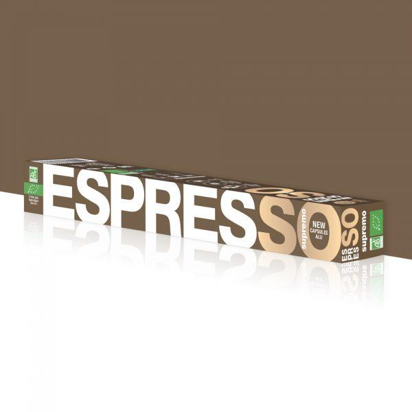 espresso supremo - espressotime